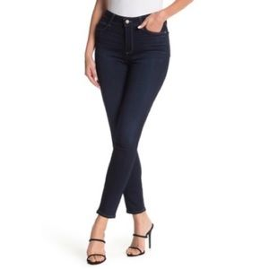 PAIGE Hoxton Ankle Skinny Mid-rise Jeans